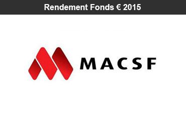 Assurance-vie : Le rendement 2015 du fonds euro des contrats RES de la MACSF sous la barre symbolique des 3%
