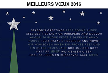 Secure Capital Management vous souhaite une excellente année 2016 !